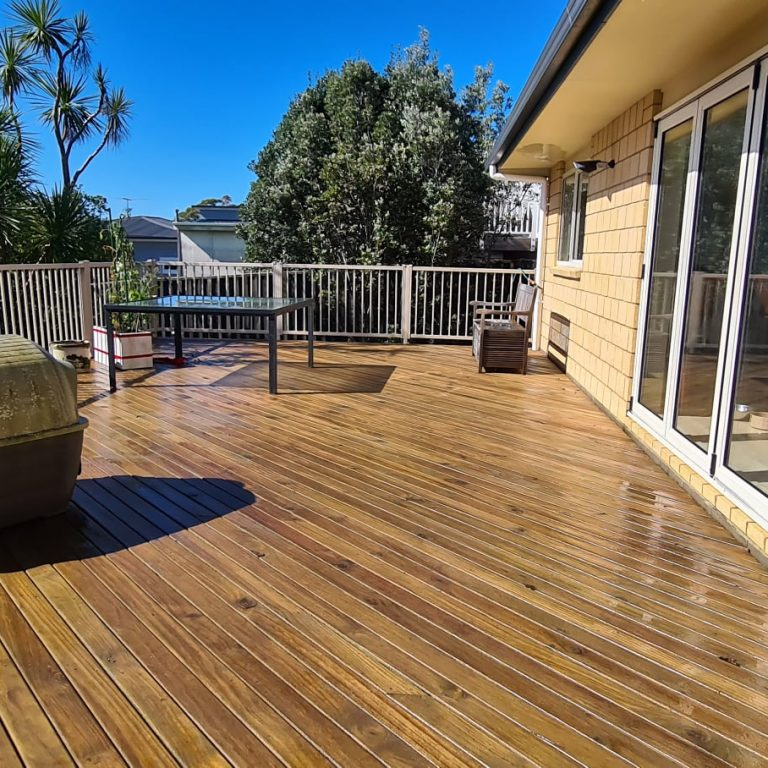 Auckland Deck & Driveway Cleaning